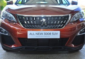 Peugeot 3008 ACTIVE THP - 20