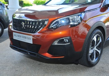 Peugeot 3008 ACTIVE THP - 22