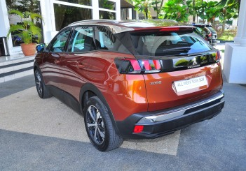 Peugeot 3008 ACTIVE THP - 26