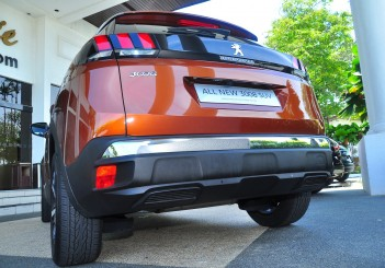 Peugeot 3008 ACTIVE THP - 32