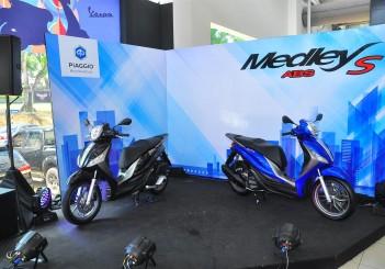 Piaggio Medley 150 ABS - 01
