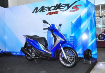 Piaggio Medley 150 ABS - 03