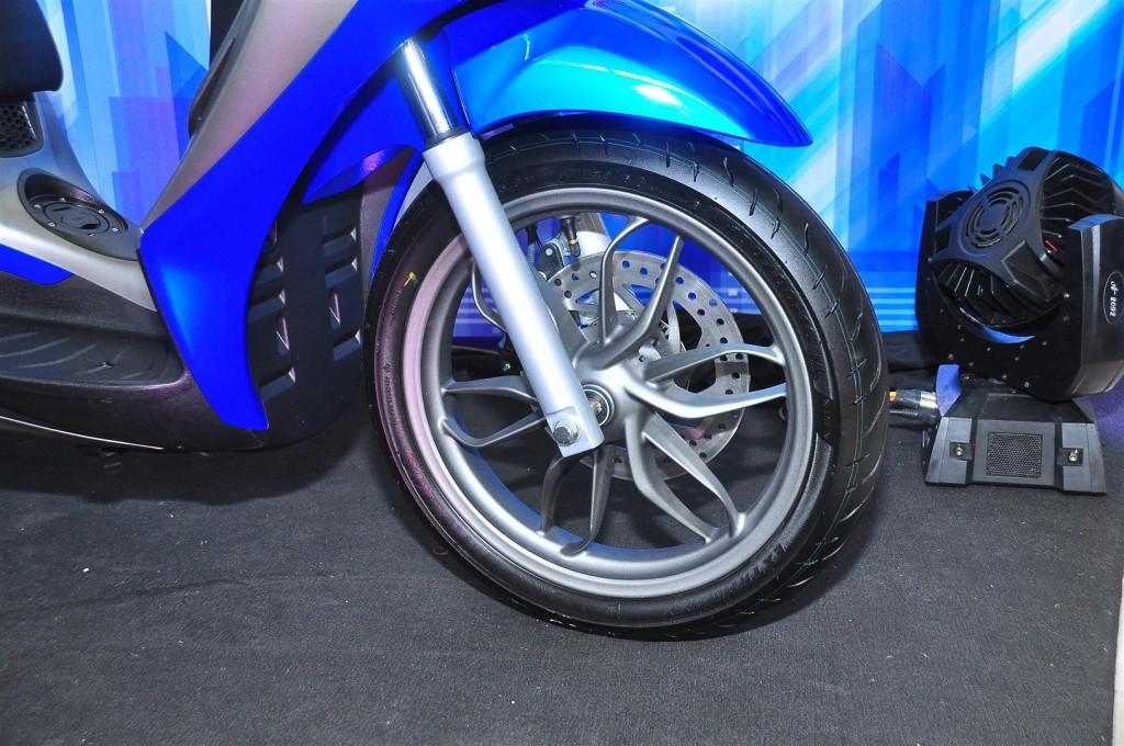 Piaggio Medley 150 ABS - 08