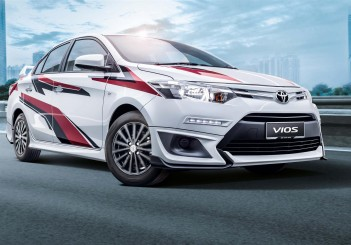 Toyota Vios Sports Edition - 01