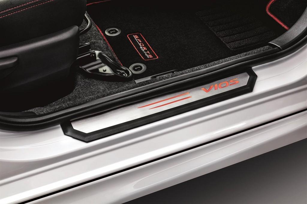 Toyota Vios Sports Edition - 03 Scuff Plates