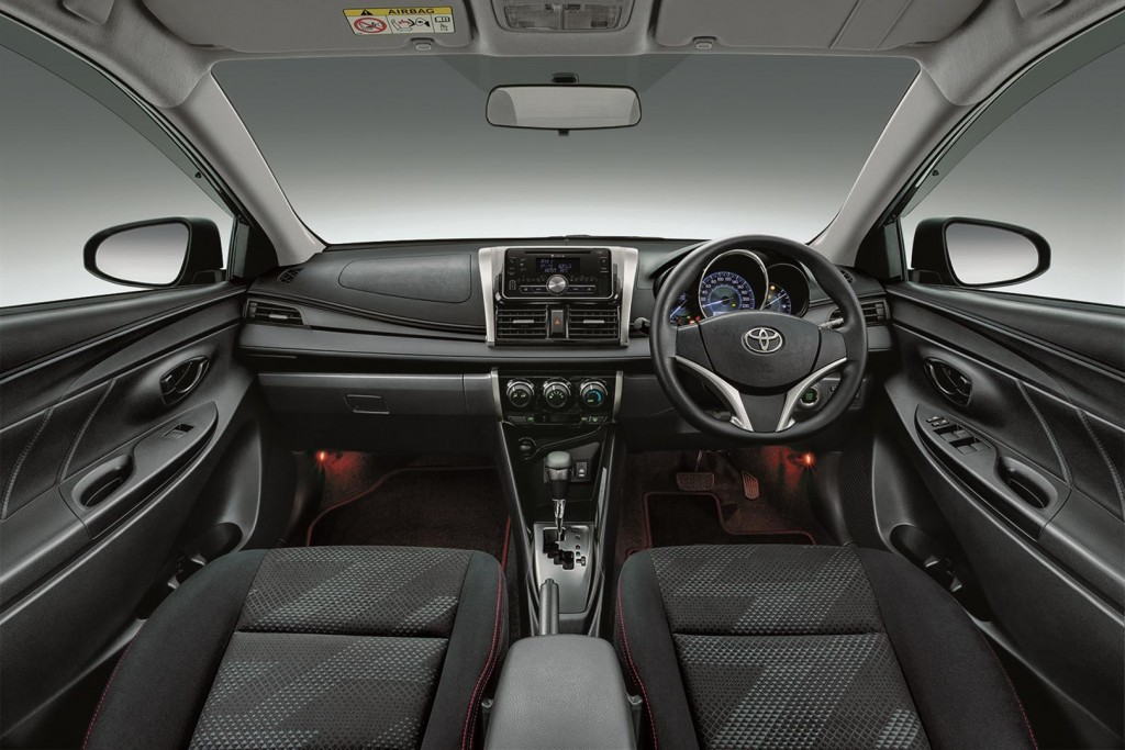 Toyota Vios Sports Edition - 04 Interior