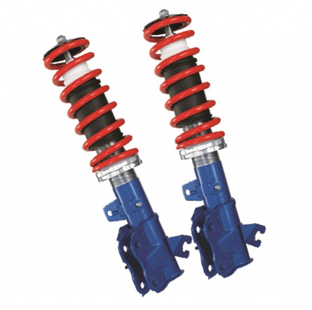 Toyota Vios Sports Edition - 08 Sports Suspension Kit
