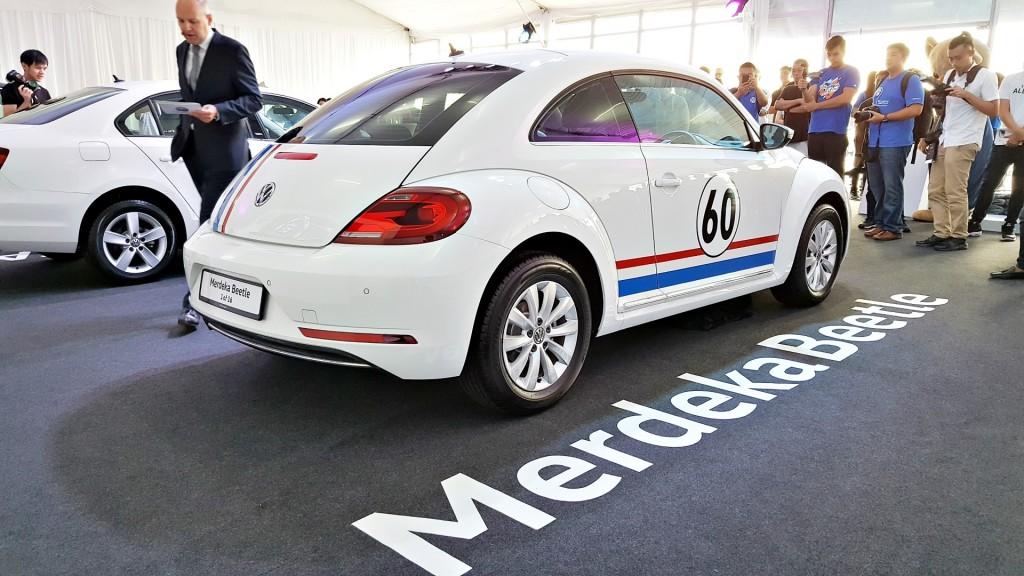 Volkswagen Beetle 60th Merdeka Edition - 04