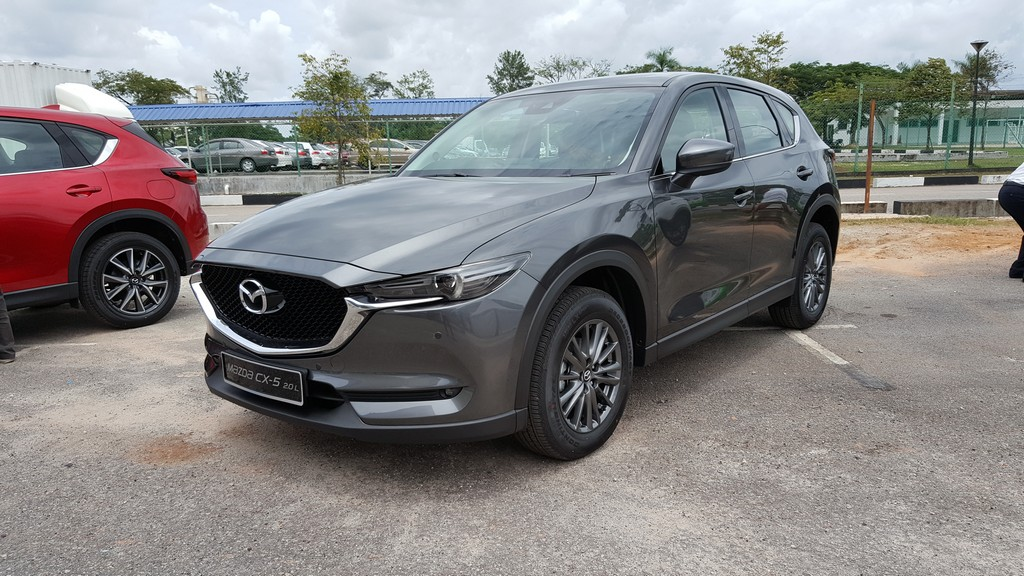 New Mazda Cx 5 Rolls Out Of Kulim Plant Prices Start From
