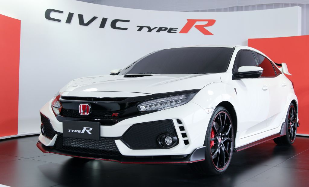 new honda civic type r opens for booking from oct 1 carsifu. Black Bedroom Furniture Sets. Home Design Ideas