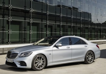 Mercedes-Benz S 560 e - 11
