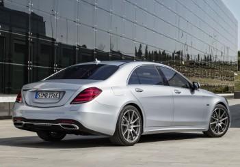 Mercedes-Benz S 560 e - 12