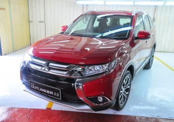 Mitsubishi Outlander 2.0 (CKD) - 01