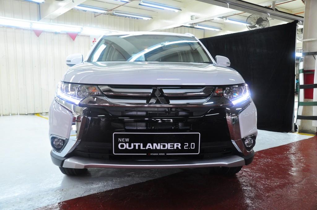 Mitsubishi Outlander 2.0 (CKD) - 04