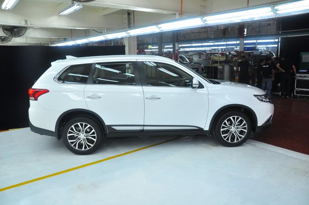 Mitsubishi Outlander 2.0 (CKD) - 08