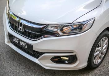 2017 Honda Jazz hybrid (15)