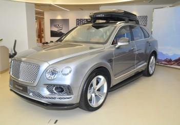 Bentley Bentayga Styling Specification - 01