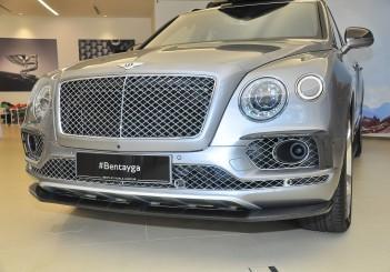 Bentley Bentayga Styling Specification - 09