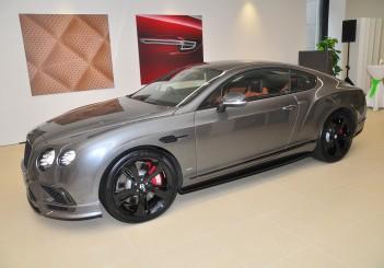 Bentley Continental GT V8 SX - 02