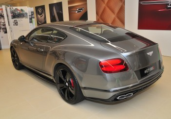 Bentley Continental GT V8 SX - 04