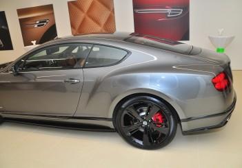 Bentley Continental GT V8 SX - 06