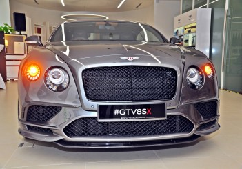 Bentley Continental GT V8 SX - 09