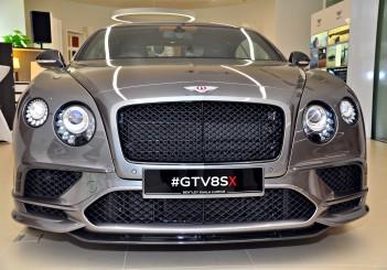 Bentley Continental GT V8 SX - 10