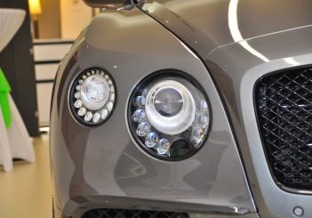 Bentley Continental GT V8 SX - 11