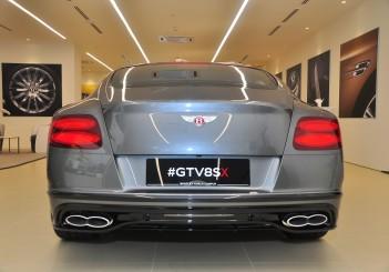 Bentley Continental GT V8 SX - 14