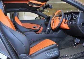 Bentley Continental GT V8 SX - 23
