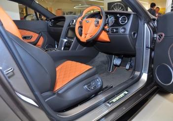 Bentley Continental GT V8 SX - 26