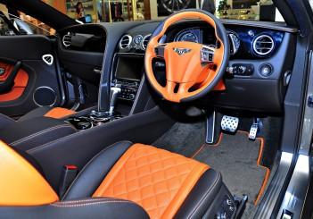 Bentley Continental GT V8 SX - 27