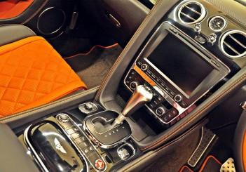 Bentley Continental GT V8 SX - 32