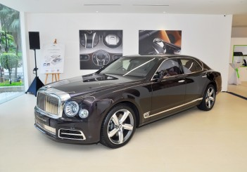 Bentley Mulsanne Speed - 01