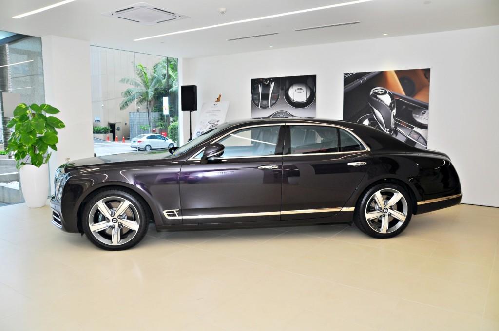 Bentley Mulsanne Speed - 02
