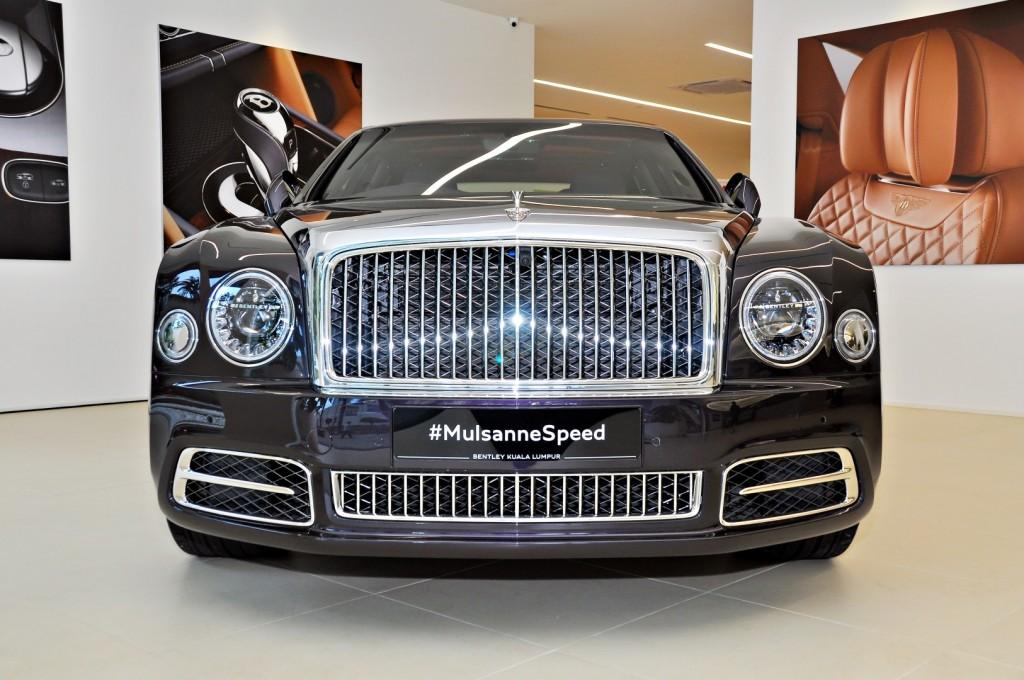 Bentley Mulsanne Speed - 03