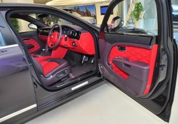 Bentley Mulsanne Speed - 12