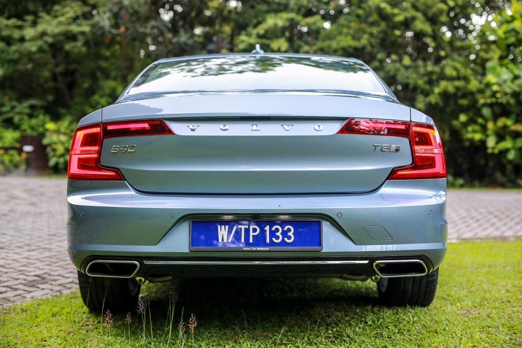 Carsifu 2017 Volvo S90 T8 Twin Engine PHEV  (5)