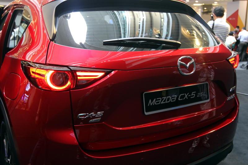 Carsifu 2018 Mazda CX-5 GVC (1)