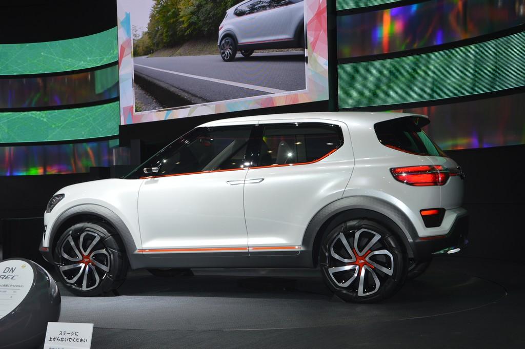 2017 Tokyo Motor Show: Daihatsu DN TREC concept hints at ...