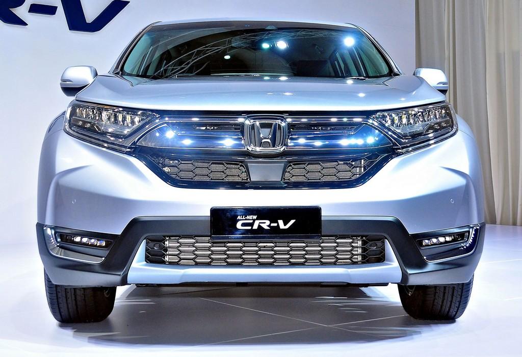 Honda CR-V 1.5T 2WD (gen-5) - 17