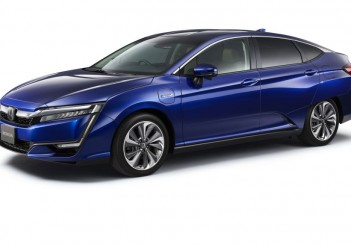 2017 Tokyo Motor Show Honda Clarity PHEV
