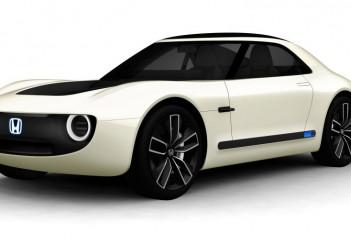 2017 Tokyo Motor Show Electrifying Honda Sports EV Concept