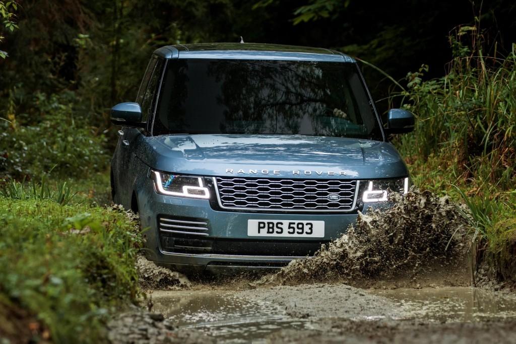 Land Rover Range Rover P400e - 10