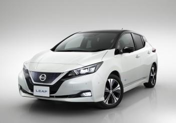 Nissan Leaf (2017) - 02
