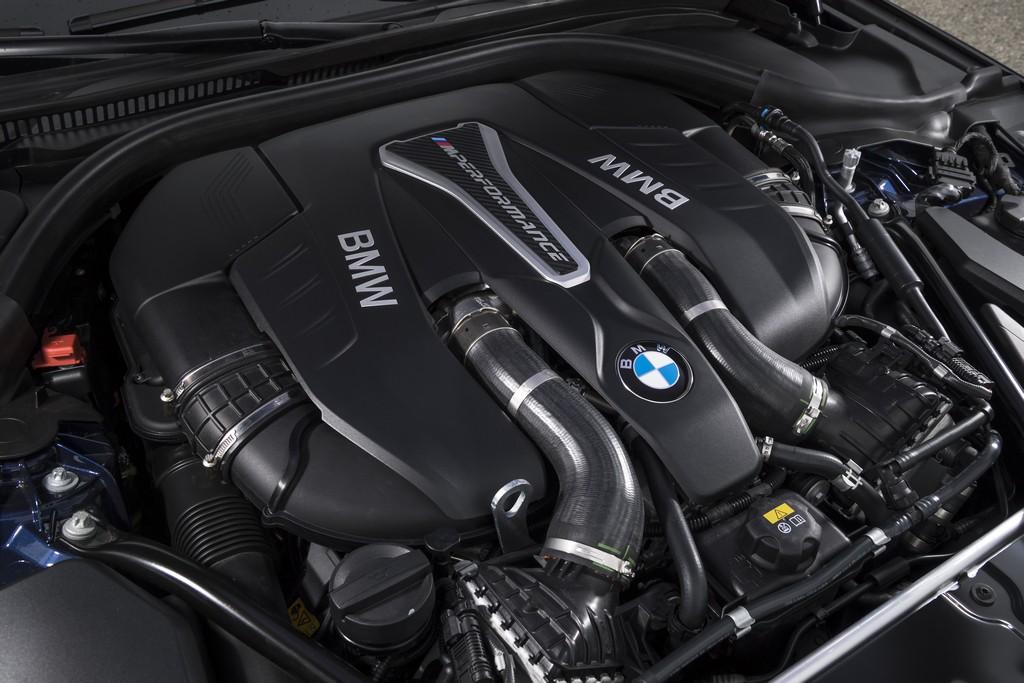 BMW M550i xDrive