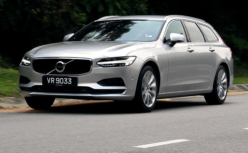 Volvo V90 T5 wagon: Scandinavian luxury and comfort | CarSifu
