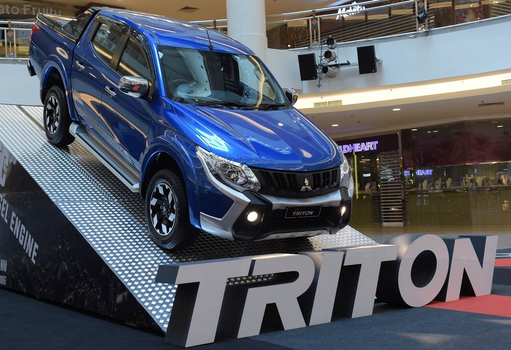 Triton VGT Adventure X- Priced at RM130,900.00,OTR Price without insurance GST inclusive