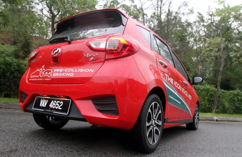 2017 Perodua Myvi Advance (11)