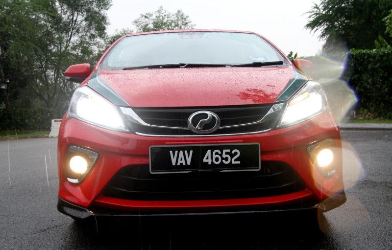 2017 Perodua Myvi Advance (22)